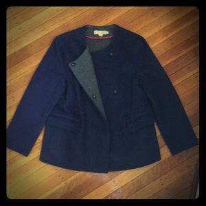 Boden boiled wool jacket